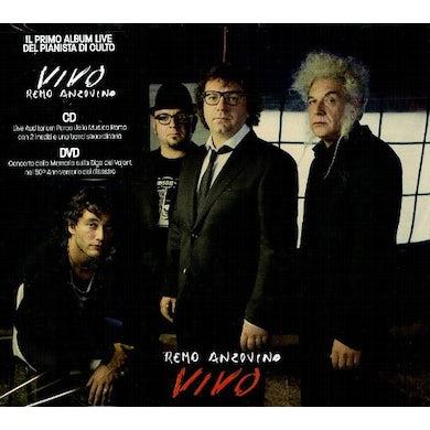 Remo Anzovino VIVO CD