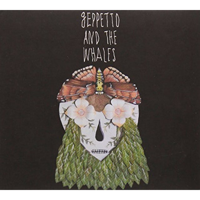 Geppetto & The Whales HEADS OF WOE CD