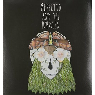 Geppetto & The Whales HEADS OF WOE Vinyl Record