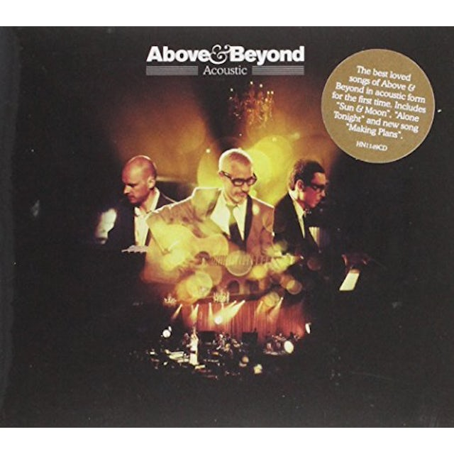 Above & Beyond ACOUSTIC CD