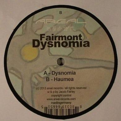 Fairmont DYSNOMIA Vinyl Record