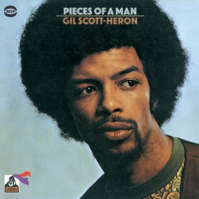 Gil Scott-Heron PIECES OF A MAN Vinyl Record