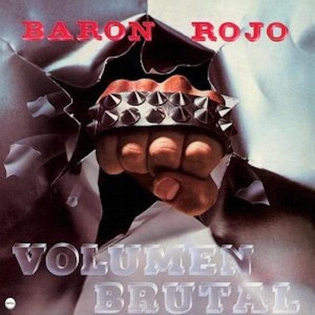 Baron Rojo VOLUMEN BRUTAL Vinyl Record