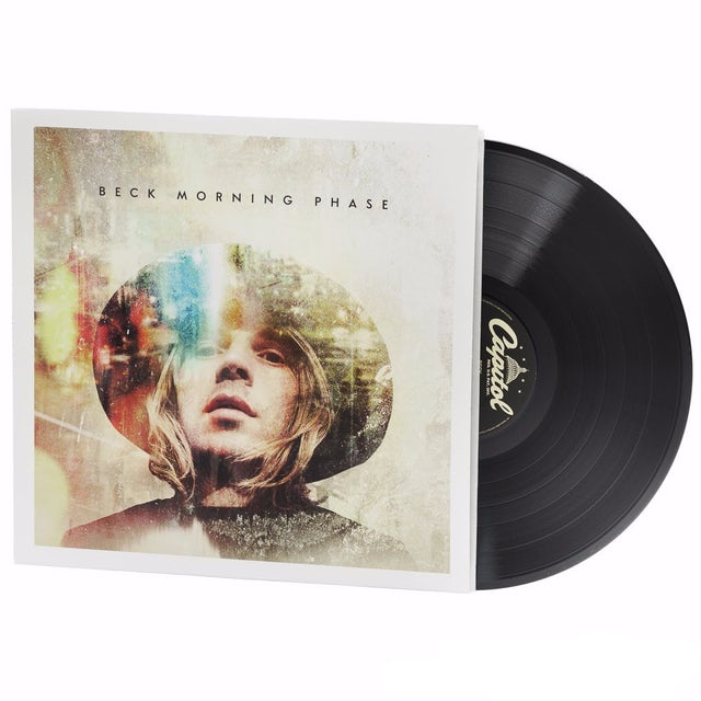 Beck MORNING PHASE Vinyl Record