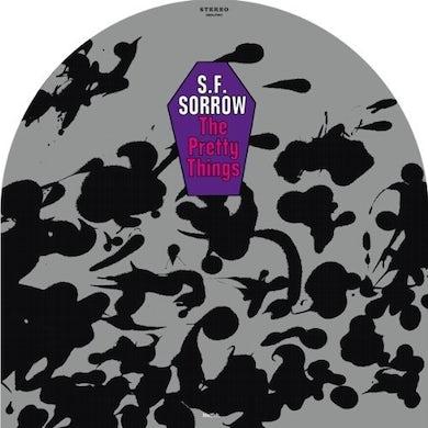 The Pretty Things SF SORROW Vinyl Record