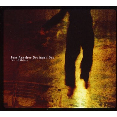 Patrick Watson JUST ANOTHER ORDINARY DAY CD