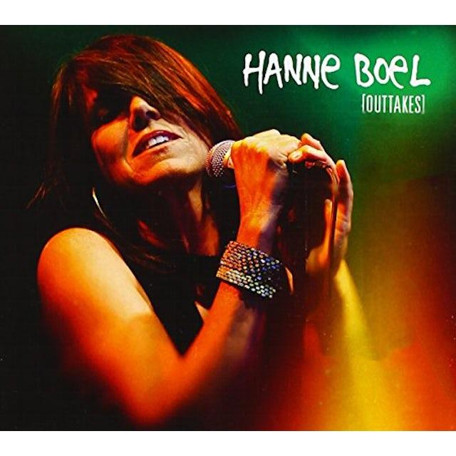Hanne Boel OUTTAKES CD