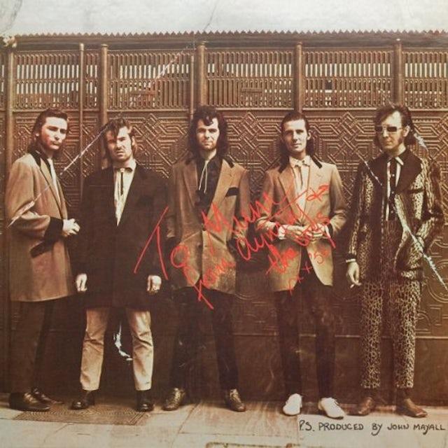 Aynsley Dunbar Retaliation TO MUM FROM AYNSLEY & THE BOYS Vinyl Record