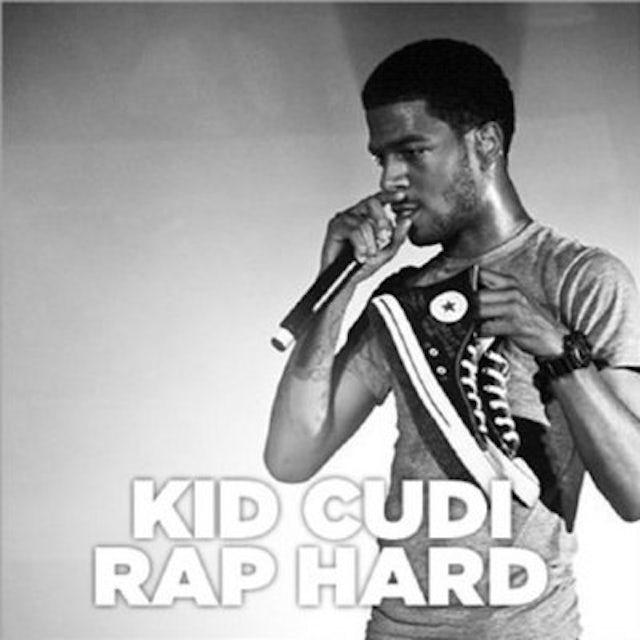 Kid Cudi RAP HARD (THE DEMO YEARS) CD