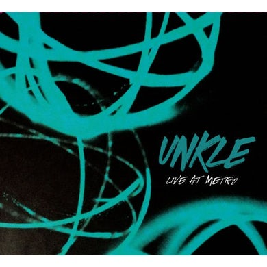 Unkle LIVE AT METRO CD