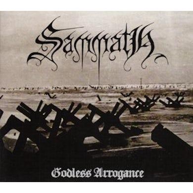 Sammath GODLESS ARROGANCE CD