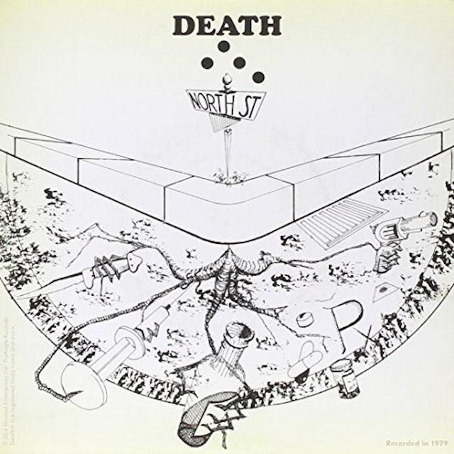 Death NORTH ST. B/W WE'RE GONNA MAKE IT Vinyl Record