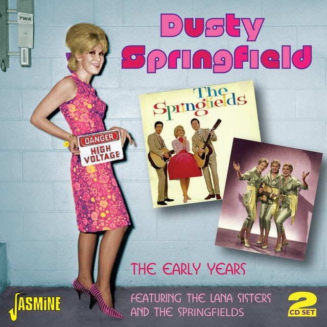 Dusty Springfield EARLY YEARS - FEATURING THE LANA SISTER/ THE SPRIN CD