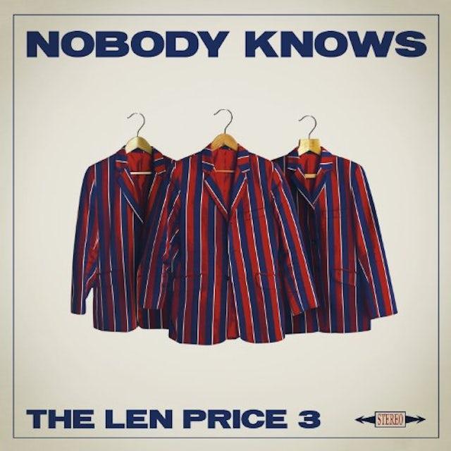Len Price 3 NOBODY KNOWS CD