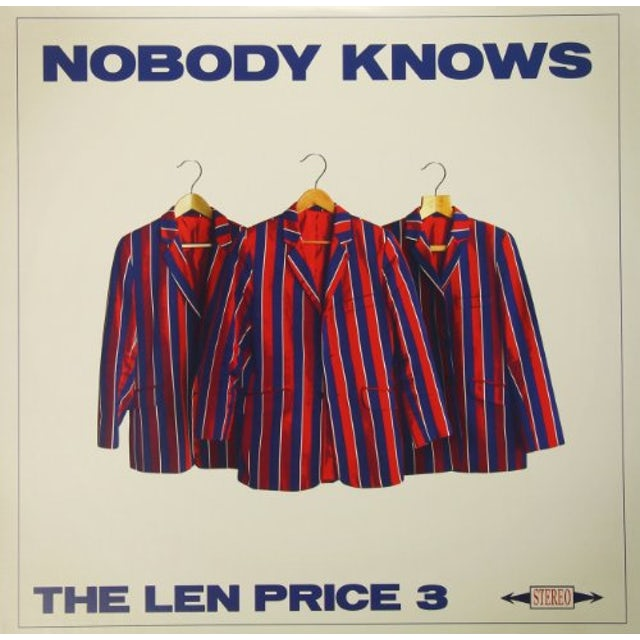 Len Price 3 NOBODY KNOWS Vinyl Record