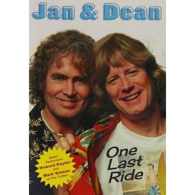 Jan & Dean ONE LAST RIDE DVD