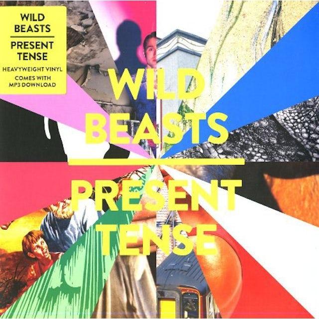 Wild Beasts PRESENT TENSE Vinyl Record