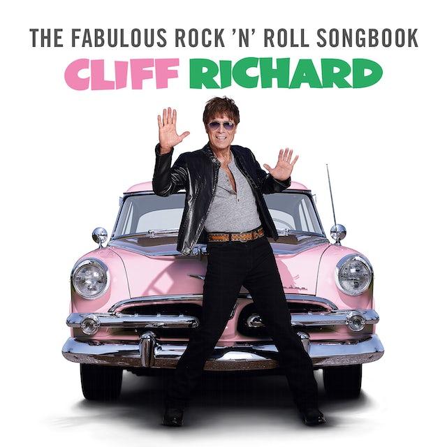 Cliff Richard FABULOUS ROCK N' ROLL SONGBOOK CD