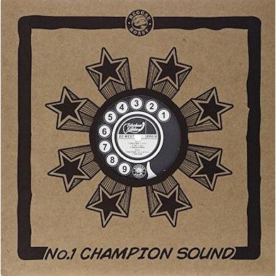 Ed West TELEPHONE RIDDIM Vinyl Record