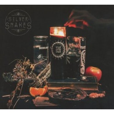Silver Snakes YEAR OF THE SNAKE CD