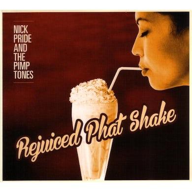 Nick Pride & The Pimptones REJUICED PHAT SHAKE CD