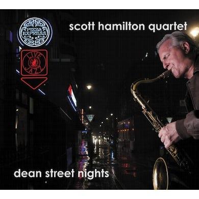Scott Quartet Hamilton DEAN STREET NIGHTS CD