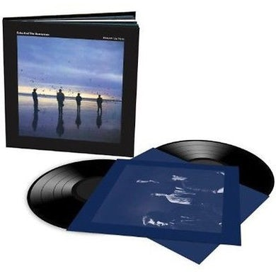 Echo & the Bunnymen HEAVEN UP HERE Vinyl Record