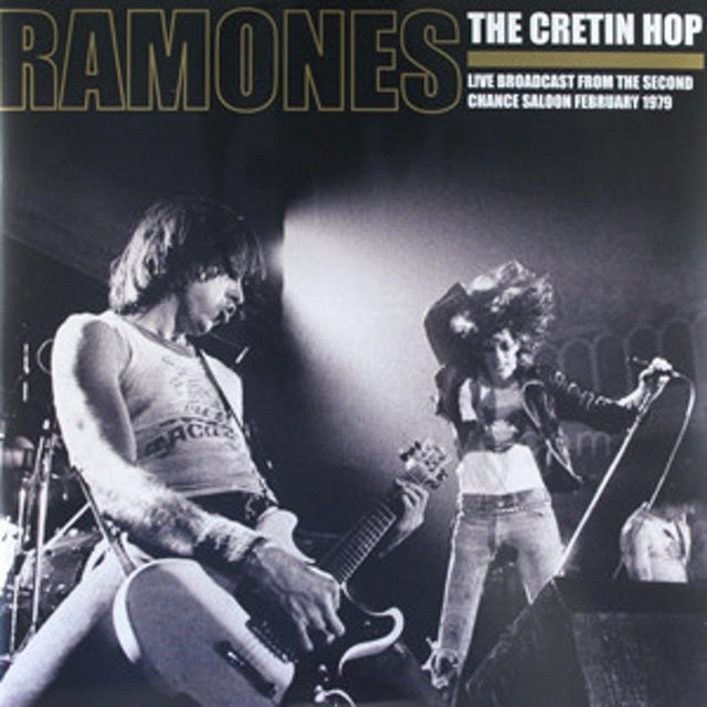 Ramones CRETIN HOP Vinyl Record