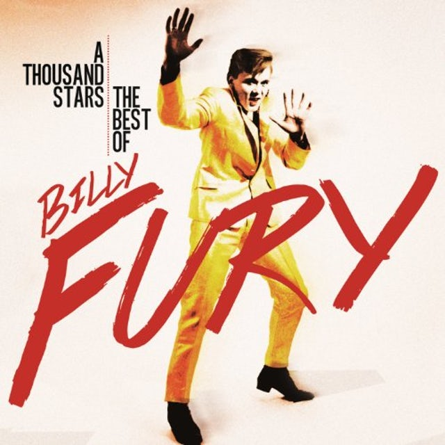 Billy Fury THOUSAND STARS: THE BEST OF CD