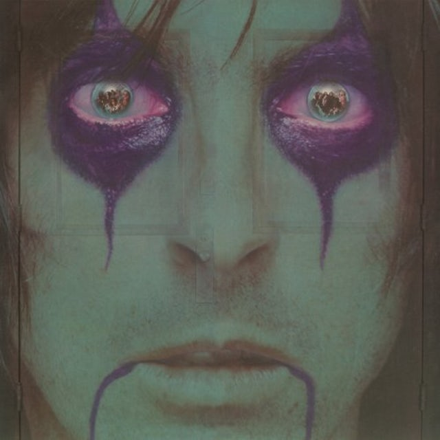 Alice Cooper FROM THE INSIDE Vinyl Record - Holland Release