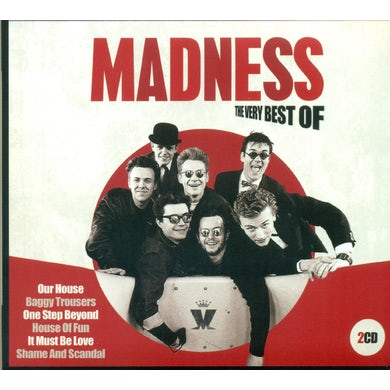 Madness BEST OF CD