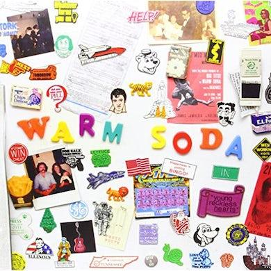 Warm Soda YOUNG RECKLESS HEARTS Vinyl Record