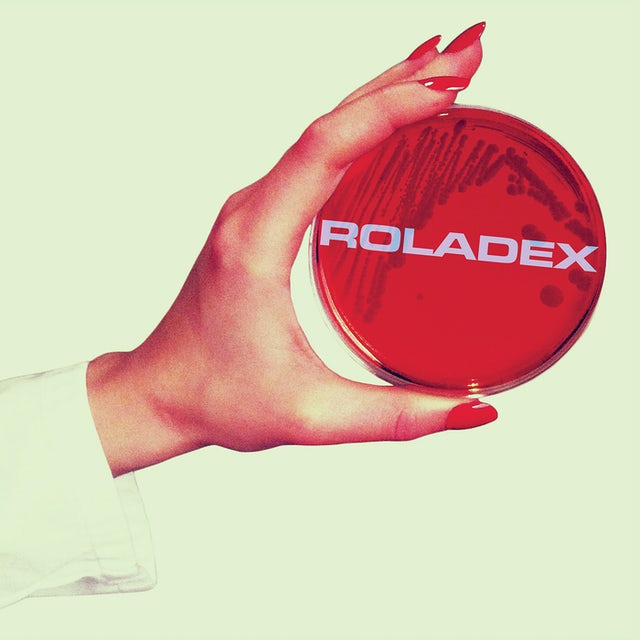Roladex ANTHEMS FOR THE MICRO-AGE Vinyl Record