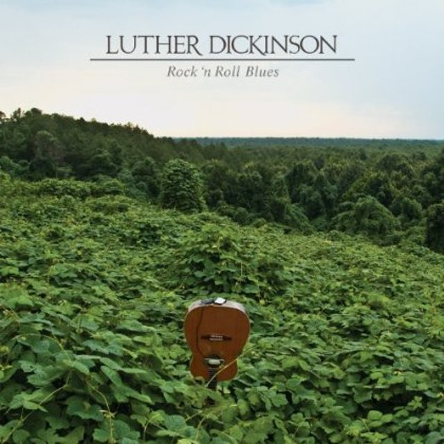 Luther Dickinson ROCK N ROLL BLUES CD