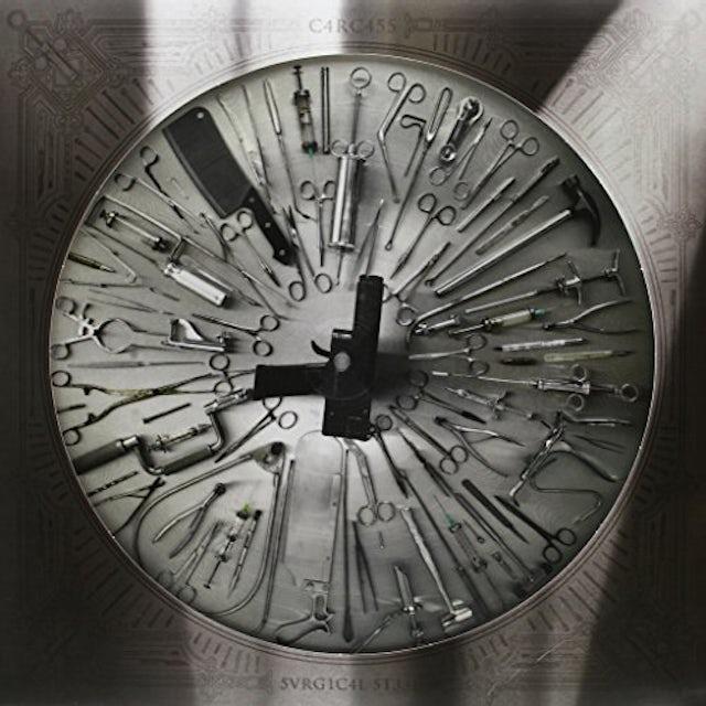 Carcass SURGICAL STEEL DECIBEL TOUR Vinyl Record