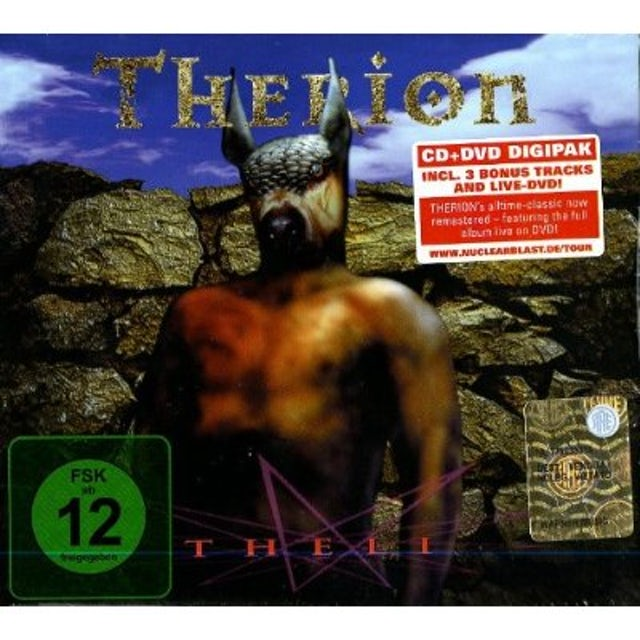Therion THELI CD