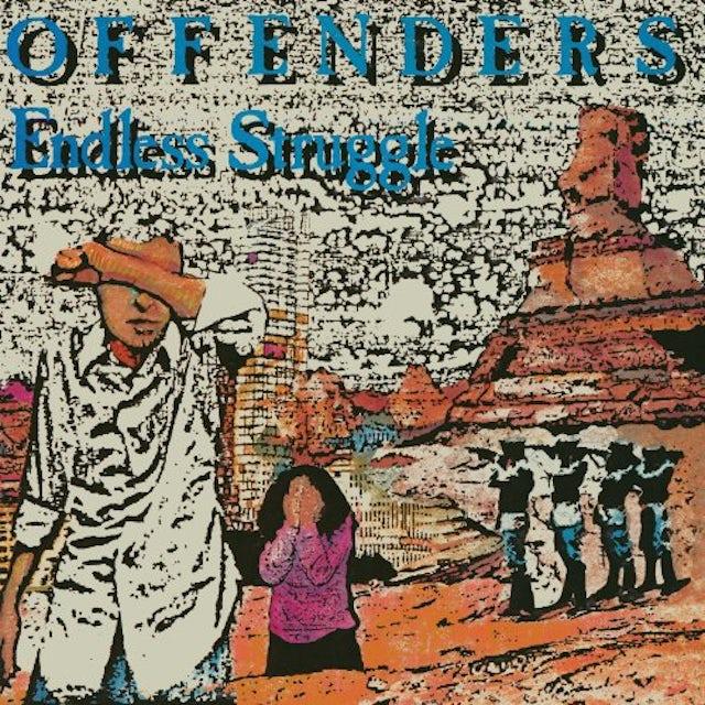 Offenders ENDLESS STRUGGLE / WE MUST REBEL / I HATE MYSELF Vinyl Record