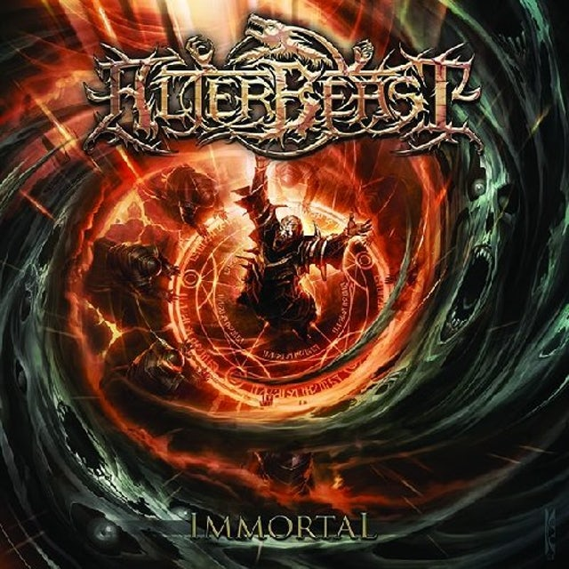 Alterbeast IMMORTAL CD