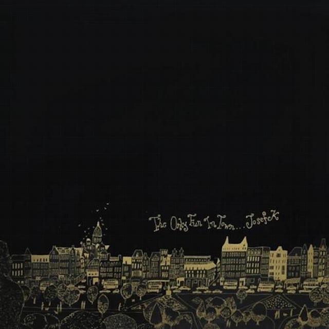 Josef K ONLY FUN IN TOWN Vinyl Record