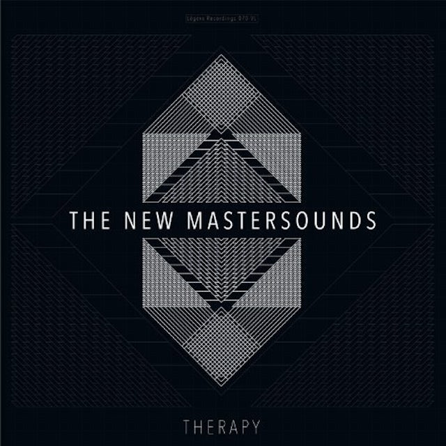 The New Mastersounds THERAPY Vinyl Record