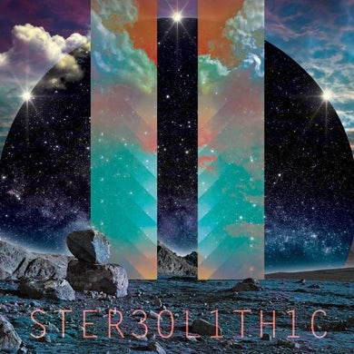 311 STEREOLITHIC CD