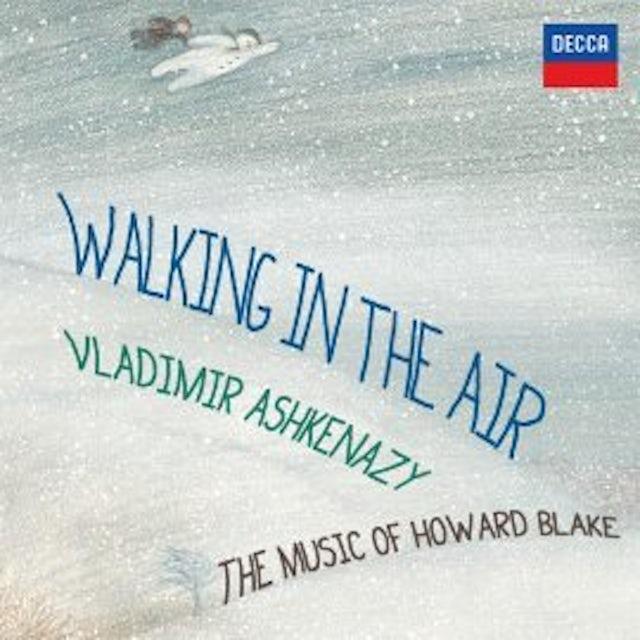 Vladimir Ashkenazy WALKING IN THE AIR-MUSIC OF HOWARD CD