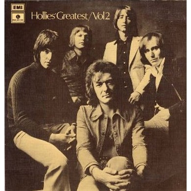 The Hollies GREATEST + SINGLES 2 CD