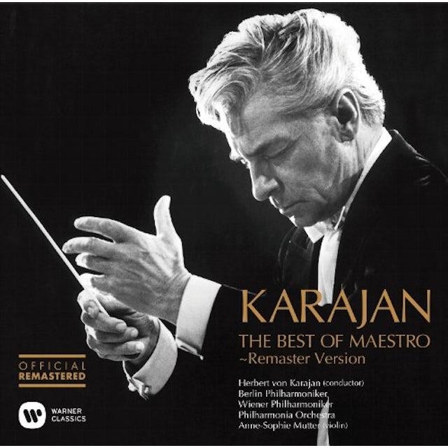 Herbert Von Karajan BEST OF MAESTRO CD