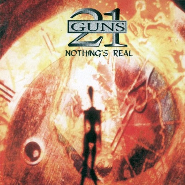 21 Guns NOTHING'S REAL: REMASTERED EDITION CD