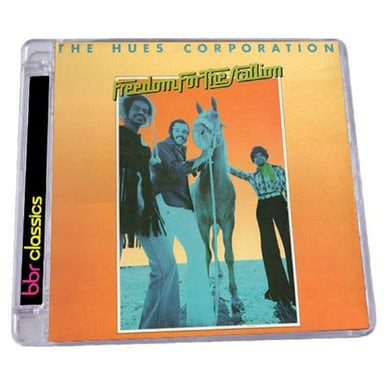 Hues Corporation FREEDOM FOR THE STALLION: EXPANDED EDITION CD
