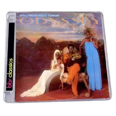 Odyssey HOLLYWOOD PARTY TONIGHT: EXPANDED EDITION CD