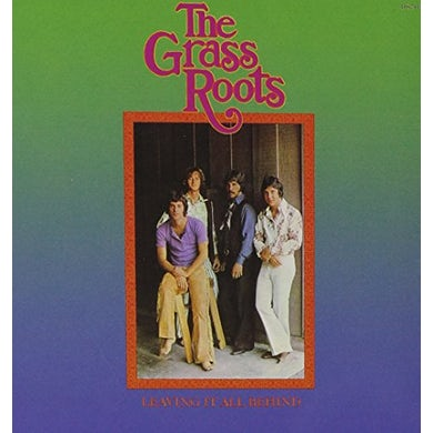 Grass Roots LEAVING IT ALL BEHIND CD