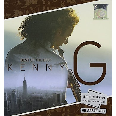 KENNY G: BEST OF THE BEST CD