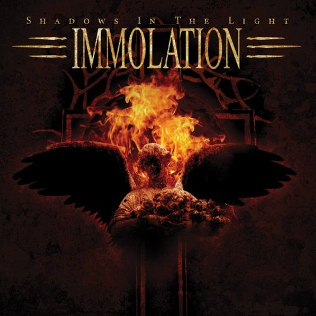 Immolation SHADOWS IN THE LIGHT CD - UK Release
